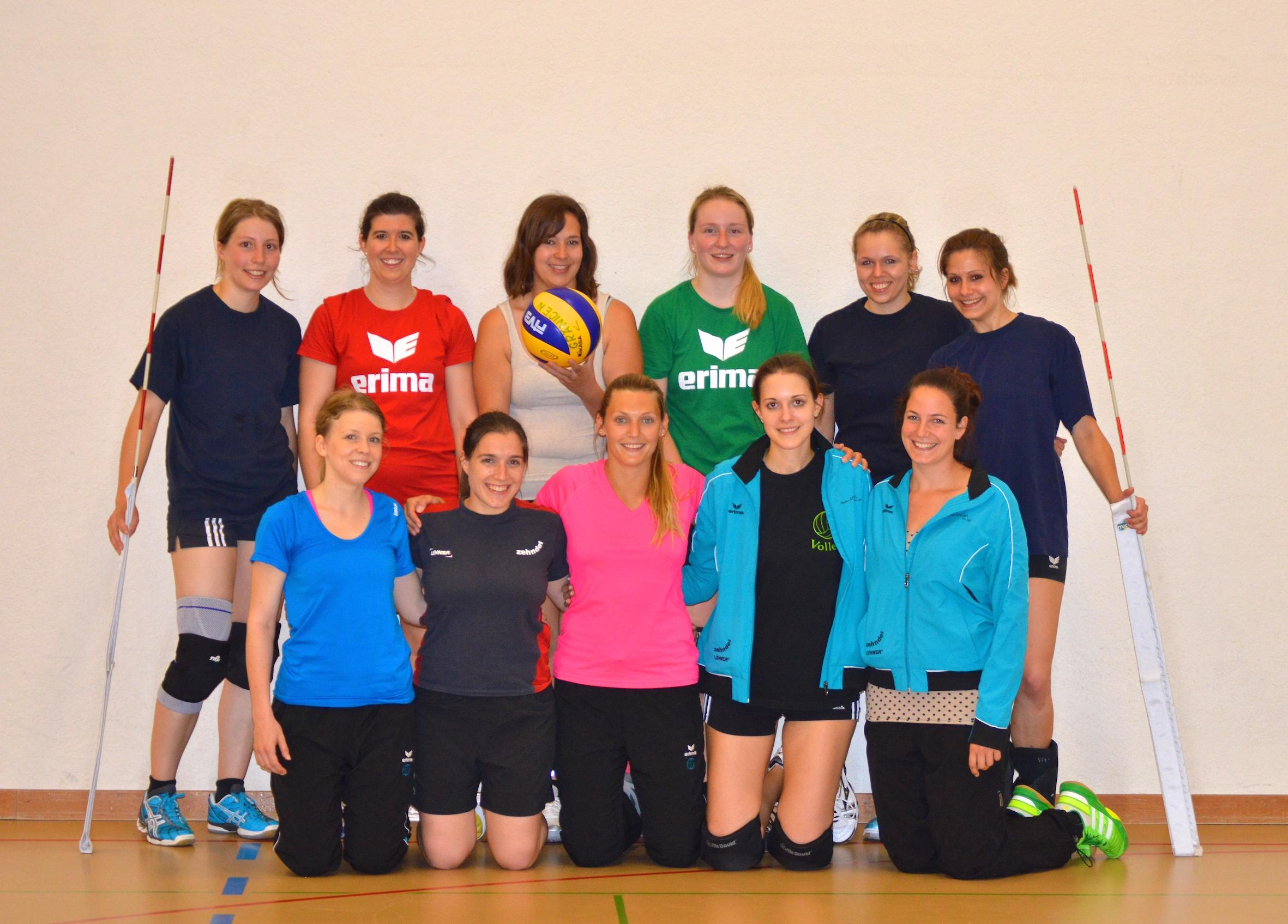 volleyball 3 liga damen